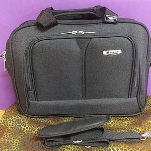 Delsey Lightweight Carry-On Bag 15x12x6